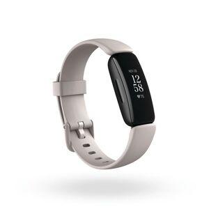 Fitbit Bracelet connecté Fitbit Inspire 2 Blanc lunaire - Bracelet, tracker d'activité - Publicité