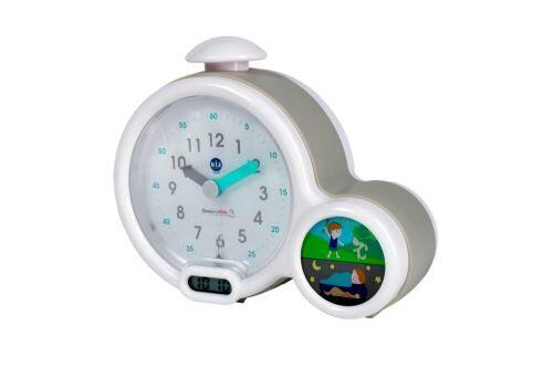 Claessen's Kids Réveil Kid'sleep Clock Gris - Accessoire sommeil