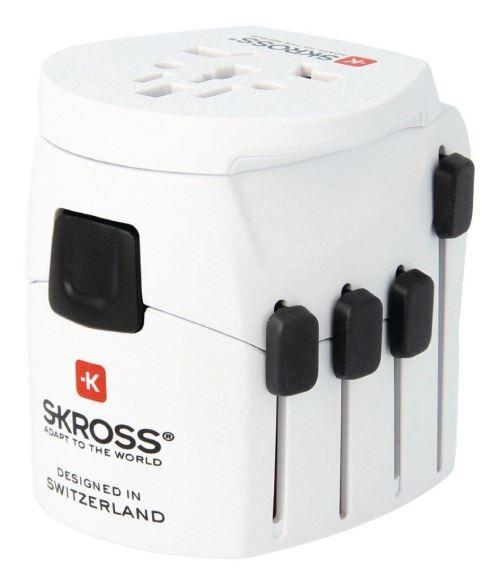 Skross Alimentation électrique Skross Pro World 2 Blanc - Alimentation Interne