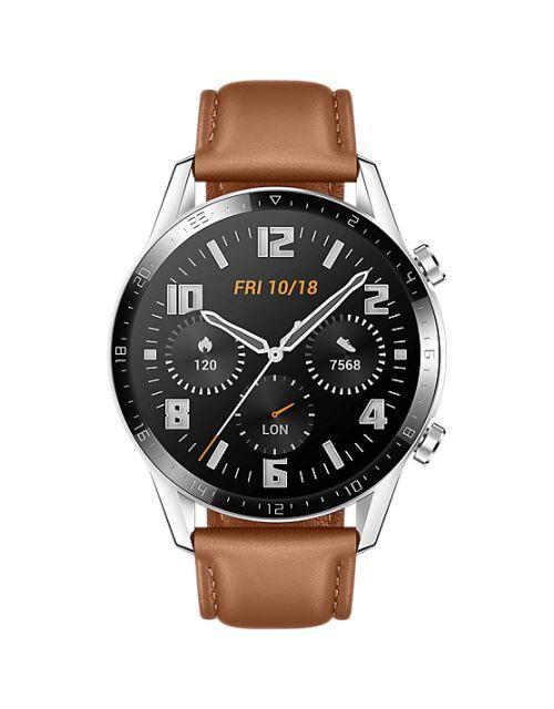Huawei Montre connectée Huawei Watch GT2 46 mm Classic - Montre connectée