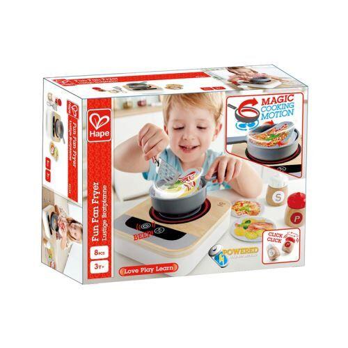 Hape Poêle à frire amusante Hape - Autre jouet en bois