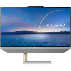 """Asus PC Tout en un Asus A5400WFPK-WA017T 23,8"""" Intel Core i7 16 Go RAM 256 Go SSD + 1 To SATA Blanc - Publicité"""