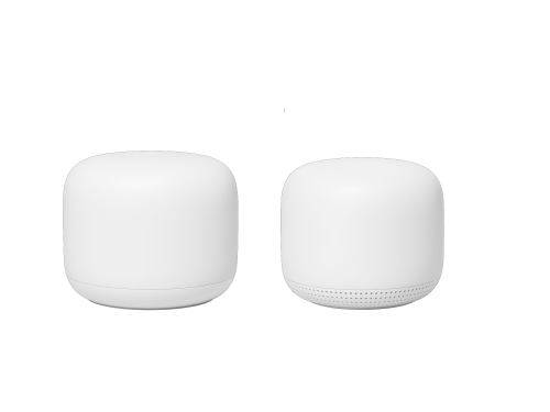 Google Pack routeur + point d'accès Google Nest Wifi - Routeur