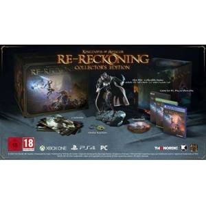 Koch Media Kingdoms of Amalur Re-Reckoning Collector's Edition PS4 - PlayStation 4 - Publicité