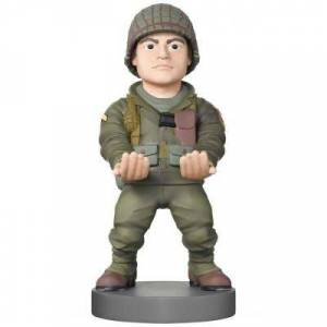 BORN IN FRANCE S.A.S Support chargeur manette Exquisite Call of Duty WWII - Figurine