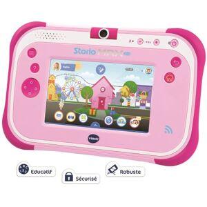Vtech Tablette VTech Storio Max 2.0 5'' Rose - Tablette éducative - Publicité