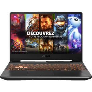 """Asus PC Portable Gaming Asus A15-TUF506II-AL133T 15.6"""" AMD Ryzen 5 8 Go RAM 512 Go SSD Noir - Ordinateur portable - Publicité"""