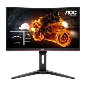 """Aoc Ecran Gaming AOC C27G1 27"""" Full HD Incurvé Noir - Ecran PC"""