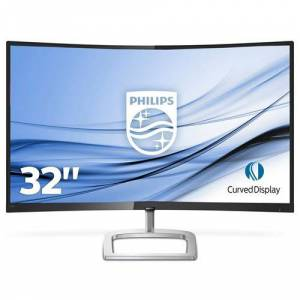"Philips Ecran Philips E-line 328E9FJAB 31.5"" Incurvé - Ecran PC"
