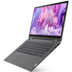 "Lenovo Chromebook Lenovo IdeaPad Flex 5 CB 13IML05 Ecran tactile 13,3"" Intel Core i5 8 Go RAM 128 Go SSD Gris - Ordinateur ultra-portable - Publicité"
