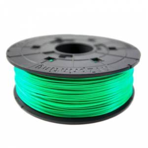 Xyz Bobine de recharge XYZprinting PLA pour Cartouche Filament Vert Bouteille - Accessoire imprimante 3D - Publicité