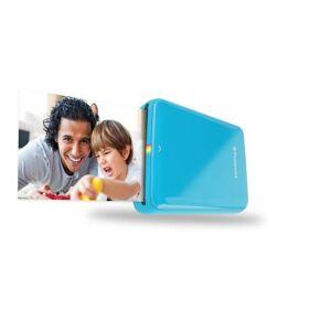 Polaroid Imprimante photo portable Polaroid ZIP Bleu + 10 papiers - Imprimante photo - Publicité