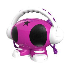 BigBen Lecteur portable MP3 USB Bigben Emma avec mémoire intégré Rose - Jouet musical