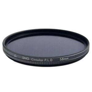 Marumi Filtre Polarisant Circulaire Marumi DHG 58mm - Filtre photo - Publicité