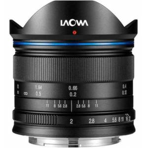 Laowa Objectif hybride Laowa 7,5 mm f/2 noir pour Micro 4/3 - Publicité