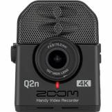 Zoom Enregistreur vidéo portable Zoom Q2n-4K Noir - Dictaphone