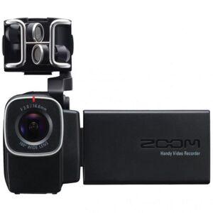Zoom Enregistreur numérique Zoom Q8 4 pistes Audio et vidéo Noir - Publicité
