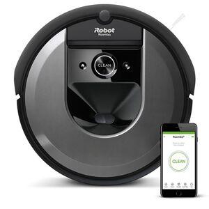 Irobot Aspirateur robot Irobot Roomba I7 Noir - Publicité