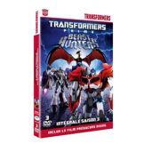 Transformers Prime Saison 3 Coffret DVD - DVD Zone 2