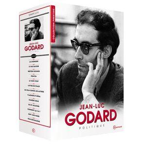 Coffret Prestige Godard : Politique 13 films DVD - Publicité