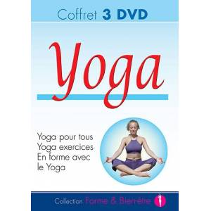 Yoga - Coffret 3 DVD - DVD Zone 2 - Publicité