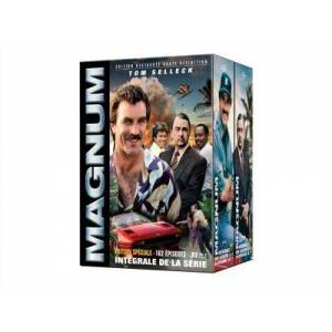 Coffret Magnum Saisons 1 à 8 L'Intégrale Edition Spéciale Blu-ray - Publicité