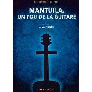 Mantuila, un fou de la guitare DVD - DVD Zone 2 - Publicité