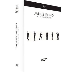 Coffret James Bond 007 L'Intégrale 24 Films DVD - Publicité