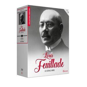 Louis Feuillade Les serials noirs Coffret Prestige Blu-ray - Publicité