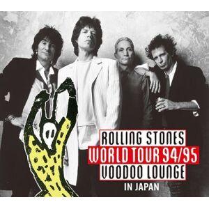 Rolling Stones World Tour 1994-1995 Blu-ray - Publicité