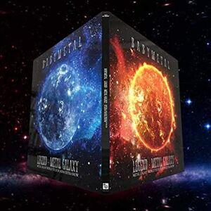 Legend Metal Galaxy Blu-ray - Publicité