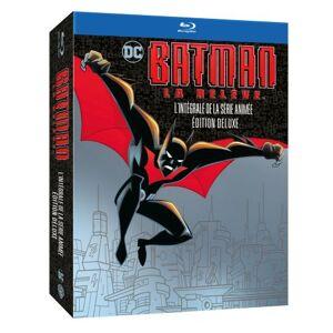 Coffret Batman Beyond L'intégrale Edition Deluxe Blu-ray - Publicité