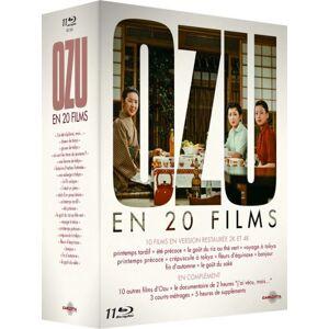 Coffret Ozu 20 Films Blu-ray - Publicité