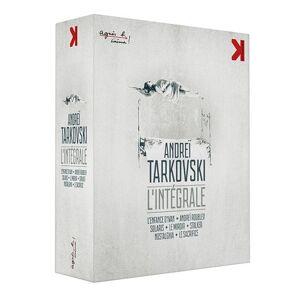 Coffret Andrei Tarkovski L'intégrale Combo Blu-ray - Publicité