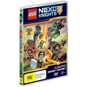 Lego Nexo Knights Saison 1 DVD - DVD Zone 2 - Publicité