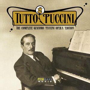 Tutto Puccini - Intégrale des opéras - Publicité
