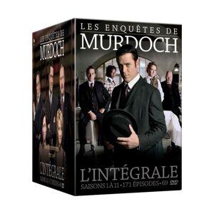 Coffret Les Enquêtes de Murdoch L'intégrale DVD - Publicité