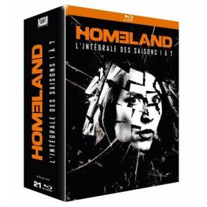 Homeland Saisons 1 à 7 Blu-ray - Publicité