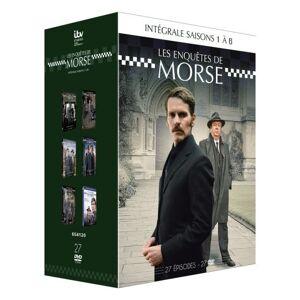 Coffret Les Enquêtes de Morse L'intégrale DVD - Publicité