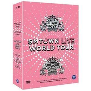 Smtown World Tour Live DVD - Publicité