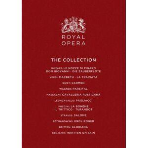 Royal Opera The Collection Coffret Blu-ray - Publicité