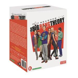 Coffret The Big Bang Theory Saisons 1 à 11 DVD - Publicité