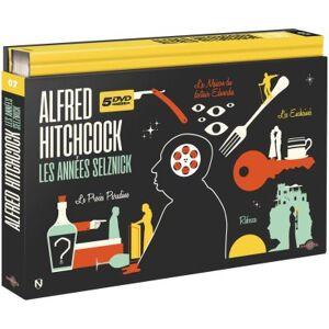Alfred Hitchcock Les années Selznick Coffret Ultra Collector DVD - Publicité