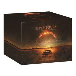 Supernatural L'intégrale des Saisons 1 à 15 DVD - Publicité