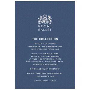The Royal Ballet The Collection DVD - Publicité