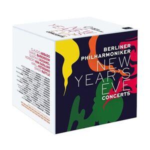 Coffret New Year's Eve Concerts 20 Concerts entre 1977 et 2019 Blu-ray - Publicité