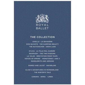 The Royal Ballet The Collection Blu-ray - Publicité