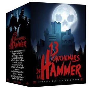 Coffret 13 Cauchemars de la Hammer Blu-ray - Publicité