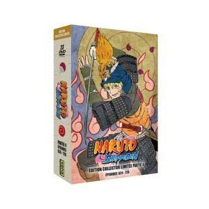 Coffret Naruto Shippuden Partie 4 Edition Collector Limitée DVD - Publicité