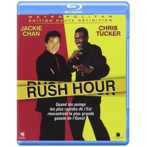 Rush Hour Blu-ray - Blu-ray - Publicité